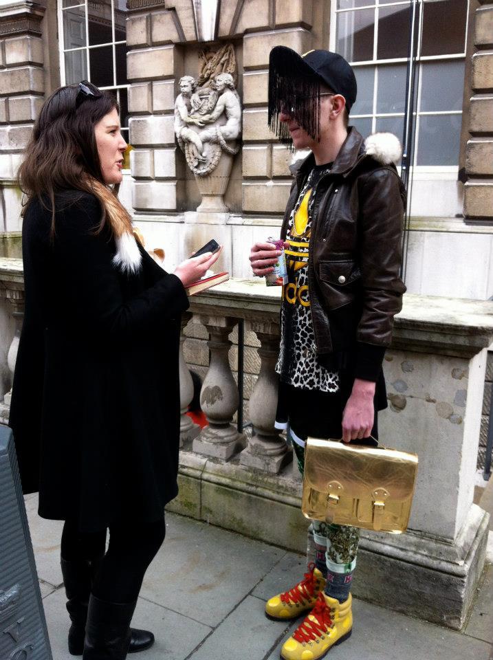 Craig London Fashion Week